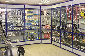 оборудования магазина автозапчастей фото