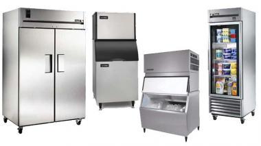 виды холодильного оборудование фото