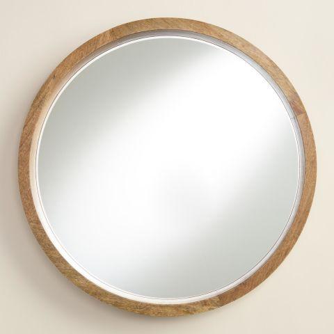зеркало в магазине фото